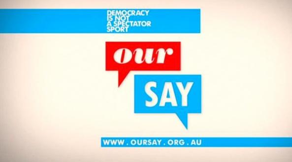 OurSay logo