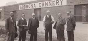 1921Ardmona Fruit Products Co-Op Ltd. opens for business.
